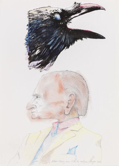 Breyten Breytenbach, 'Albert Cossery', 2014