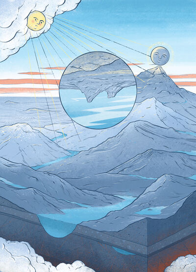 Nina Torr, 'Song of the mountain', 2020