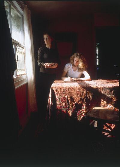 Tom Hunter, 'Girl Writing an Affidavit', 1997