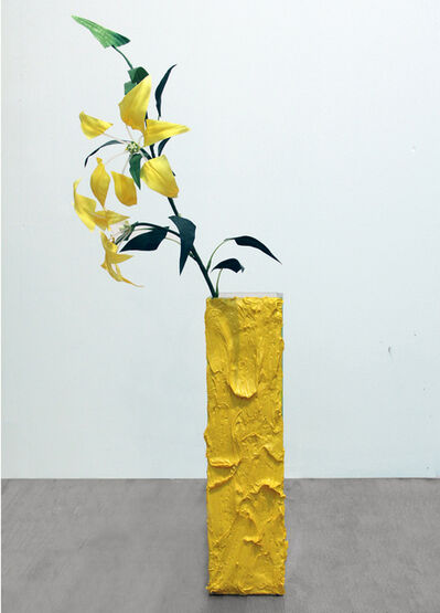 Jane Benson, 'Faux Faux (Iris Yellow)', 2014