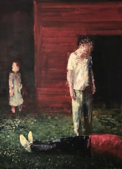 Alex Merritt, 'Milkhouse', 2019