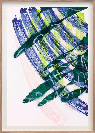 Katharina Grosse, 'No Title 2', 2011