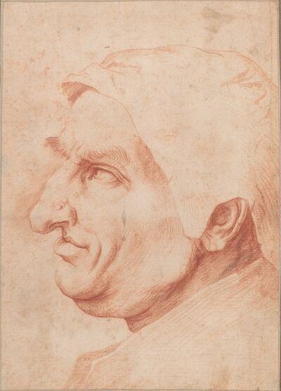 Jusepe de Ribera, 'Head of a Man'