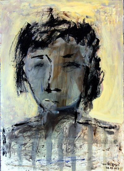 Andre van Vuuren, 'Face (4)', 2014