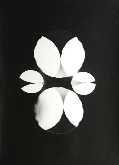 Floris Neusüss, 'Tellerbild 82', 1966