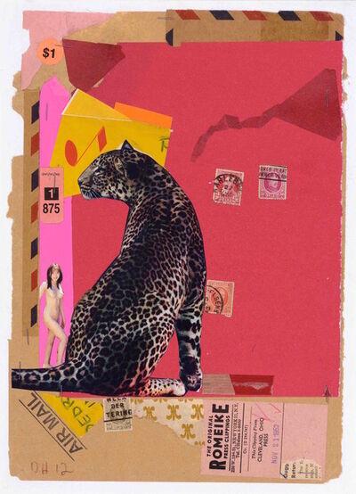 Duncan Hannah, 'Collage', 2012