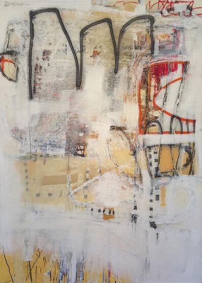 Tom E. Dixon, 'blackline', 2016