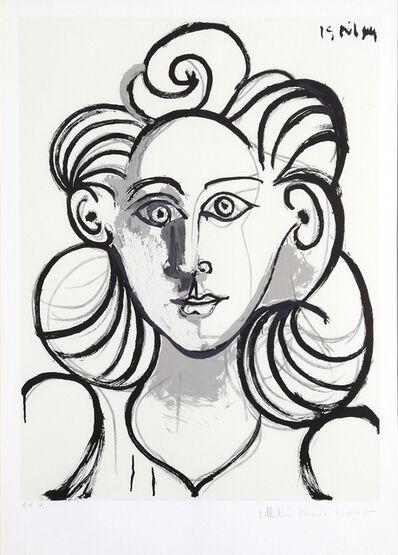 Pablo Picasso, 'Portrait de Femme, 1944', 1979-1982