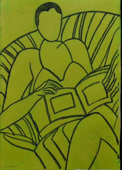 John Emanuel, 'Green Mono', 2014