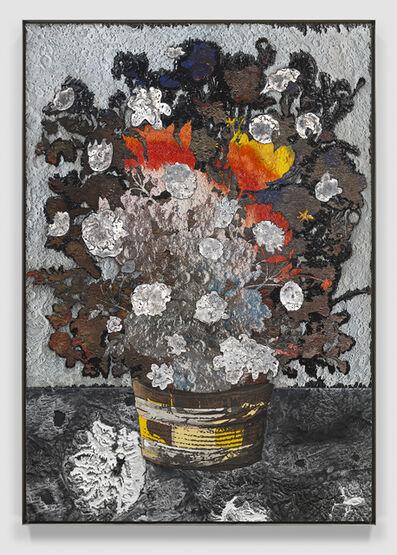 Matthew Day Jackson, 'Ghost Bouquet II', 2020