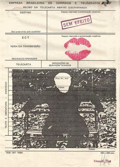 Eduardo Kac, 'Telegrama', 1982