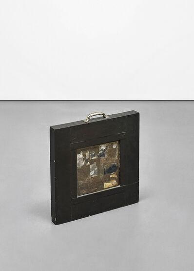 Dieter Roth, 'Suitcase' (Besuch, Zweiseiter)', 1968