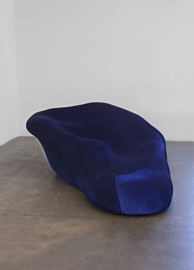 """Jim Shaw, 'Dream Object (""""At a LACE meeting with Liz Taylor in some warehouse I realized I could make (as """"Dream Objects"""") stuff I'd not dreamed of like the giant ear lounge chair."""")', 2007"""