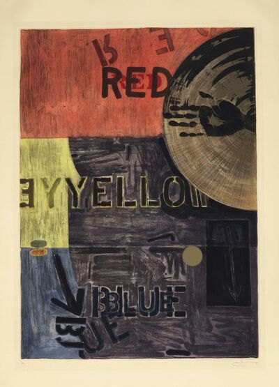 Jasper Johns, 'Periscope', 1981