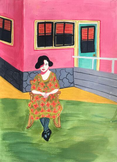 Alejandra Hernandez, 'STILL WAITING', 2018