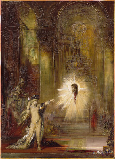 Gustave Moreau, 'L'Apparition (The Apparition)', Undated