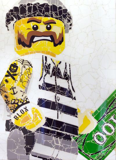 Jason Dussault, 'Lego Man', 2014