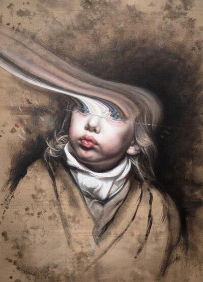 Ben Ashton, 'Portrait of a young boy', 2019