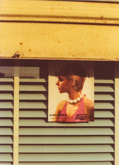 Luigi Ghirri, 'Modena (Serie: Kodachrome)', 1973