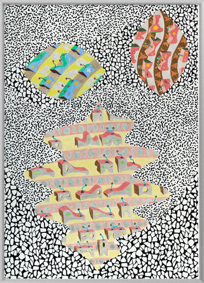 Gabriel Acevedo Velarde, 'Patterns and Parliaments VIII', 2019