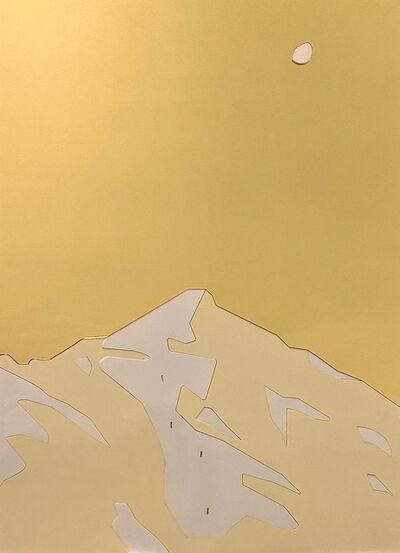 Orkhan Huseynov, 'Mount Shahdagh', 2021