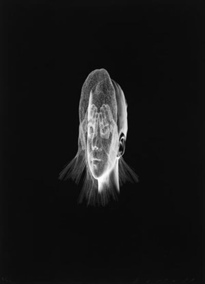 Jaume Plensa, 'Lumière invisible (Isabella)', 2018