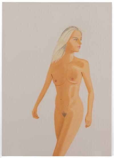 Alex Katz, 'Nude 1', 2009