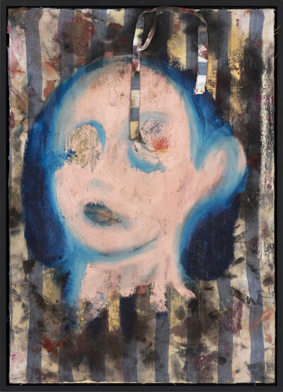 Tanja Roscic, 'Blue boy', 2018