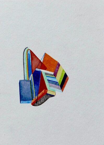 Sasha Hallock, 'Untitled, Small Works No. 22', 2018