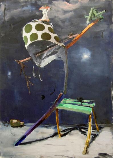 Fritz Bornstück, 'the entertainer', 2015