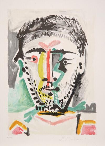 Pablo Picasso, 'Portrait d'Homme, 1964', 1979-1982