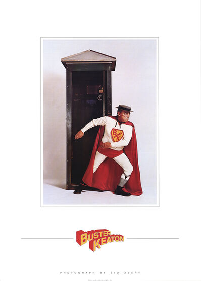 Sid Avery, 'Buster Keaton', 1985-2005