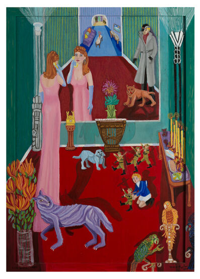 Maria Alquilar, 'The Stranger', 2009
