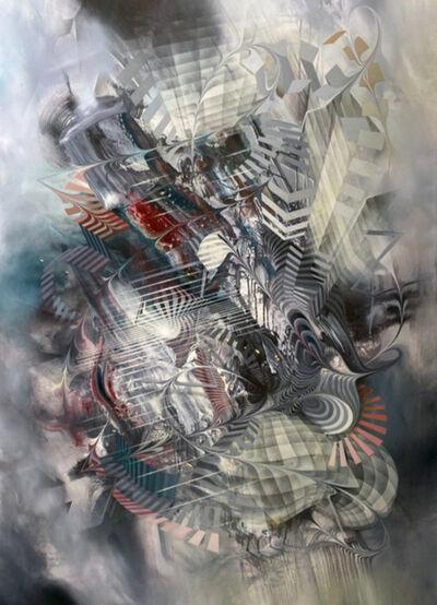 Damon Soule, 'Drawing a Line Somewhere', 2019