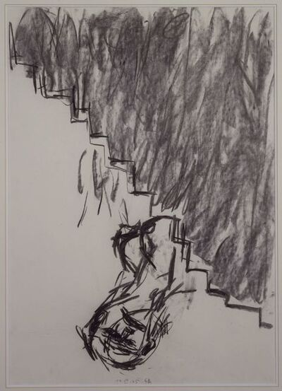 Georg Baselitz, 'Untitled (14.VII)', 1985
