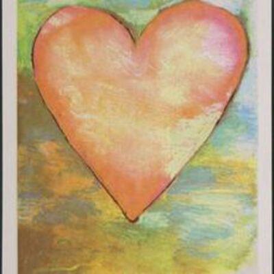 Jim Dine, 'Heart', ca. 1990