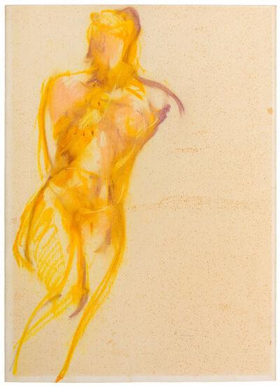 Giuseppe Ajmone, 'Nude', 1960
