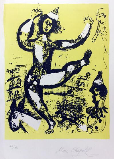 Marc Chagall, 'Le Cirque', 1960