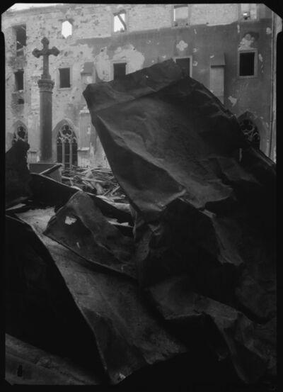 Josef Sudek, 'Emmaüs – jardin de curé', 1945