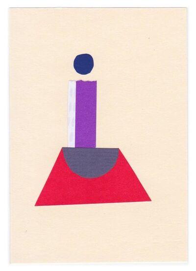 Chad Kouri, 'Shape & Color Study #501', 2016