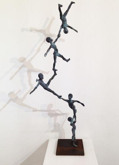 Jesús Curiá, 'Columna XV', 2016