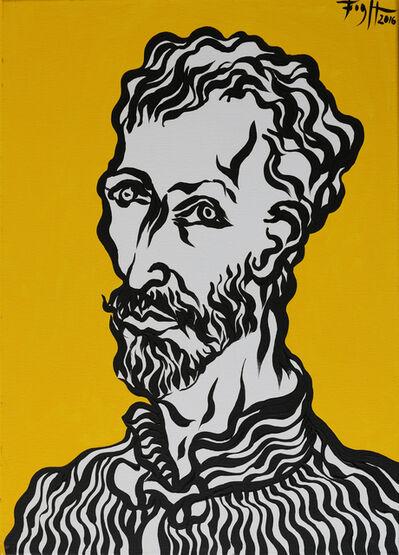 Andrzej Fogtt, 'Vincent van Gogh', 2016