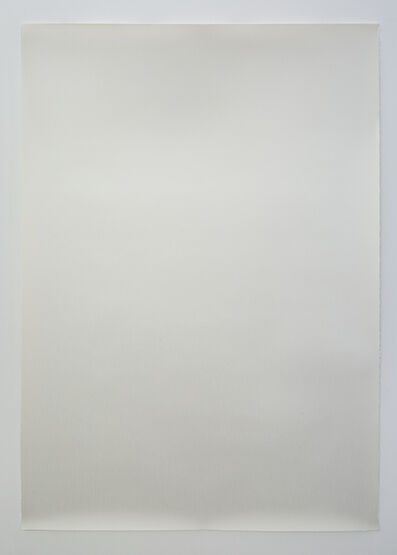 Mohammed Kazem, 'Scratches on paper', 2020