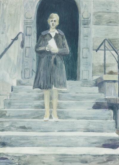 Niklas Eneblom, 'Women on Stone Stairs', 2018