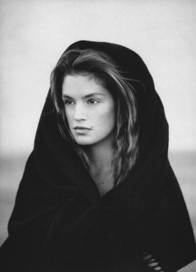 Patrick Demarchelier, 'Cindy Crawford', 1988
