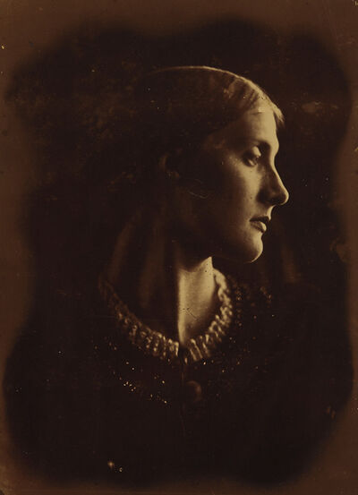 Julia Margaret Cameron, 'Portrait of Julia Jackson', 1867