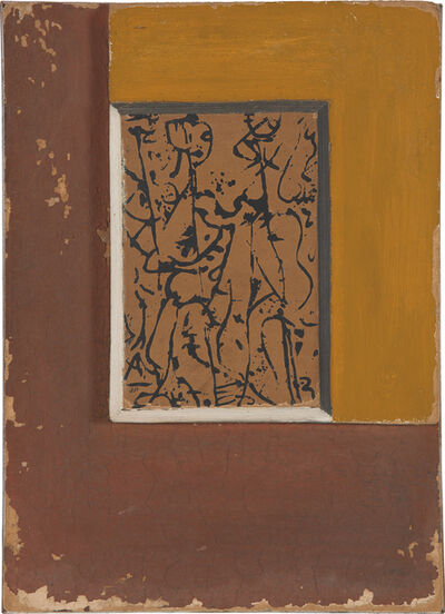 Jackson Pollock, 'Untitled (M20)', 1946