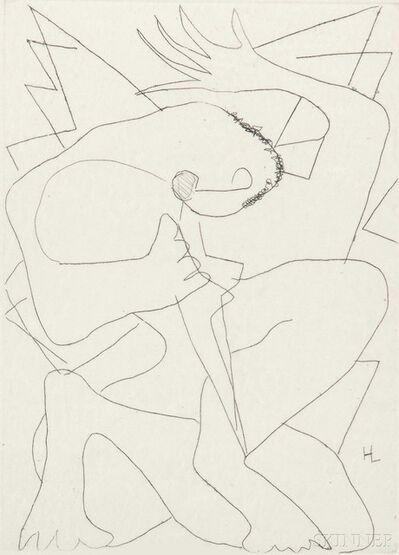 Henri Laurens, 'L'Ange Exterminateur', 1947