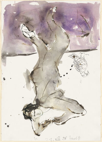 "Georg Baselitz, '""Untitled""', 1998"