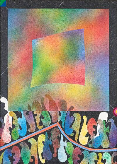 Shigeru Izumi, 'Night Walk (c) Quadrangle', 1990
